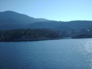 View near HOrseshoe bay